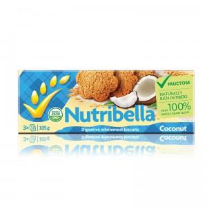 nutribella-kókuszos-keksz-fruktózzal